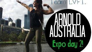 Corio Australia  city pictures gallery : 2016 Arnold Australia EXPO DAY 2// Team Live Fit Apparel