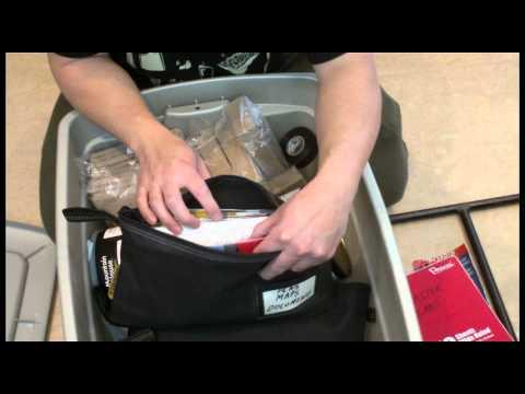 Earthquake Preparedness: Home Kit Part 1
