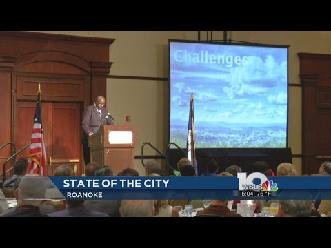 Mayor Lea lays out Roanoke's struggles and successes in State of City address