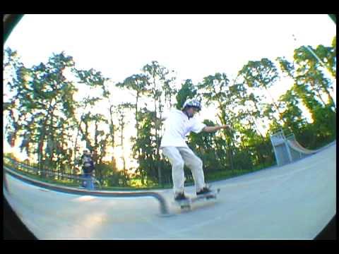 Highland Skatepark Footy part 2