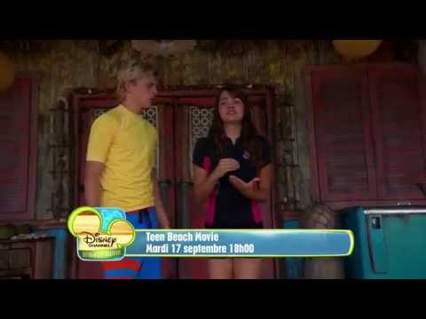 Teen Beach Movie - Une histoire déjantée ! - Mardi 17 septembre à 18h sur Disney Channel !