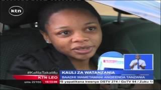 Wananchi Wa Tanzania Watoa Hisia Zao Kuhusu Ujio Wa Papa Francis Kenya