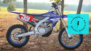 10. 2019 Yamaha YZ450FX | Technical Briefing