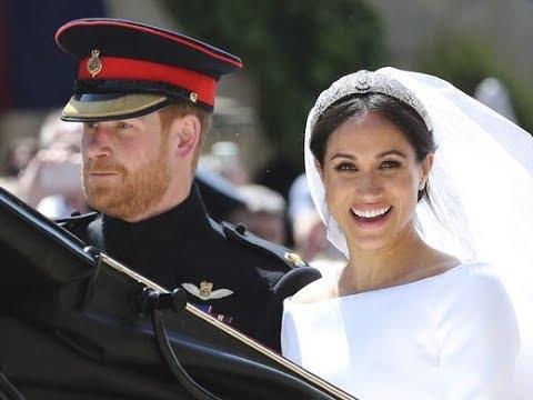 FULL CEREMONY: Meghan Markle and Prince Harry's royal wedding (видео)