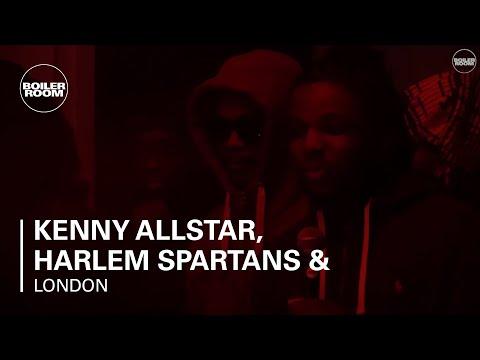 KENNY ALLSTAR, HARLEM SPARTANS & REEKO SQUEEZE | BOILER ROOM  @KennyAllstar @SpartansHarlem @ReekoSqueeze