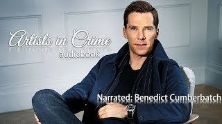 Benedict Cumberbatch Reading Artists in Crime | Audiobook   Ngaio Marsh