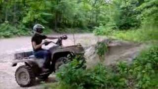 7. arctic cat 300 4x4