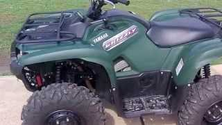 8. Greenville Motor Sports / Featured Pre-Owned 2012 Grizzly 700 Yamaha