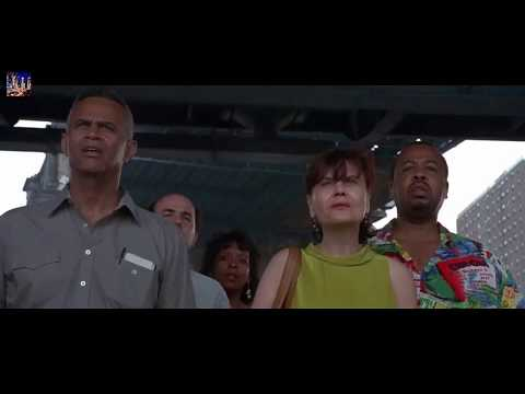 Independence Day  aliens arrive scene