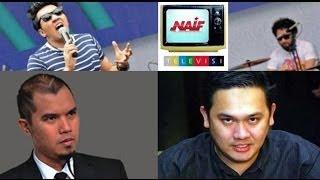 Naif - Televisi - Lagu Sindiran buat Farhat VS Ahmad Dani.