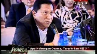 Video Jakarta Lawyers Club - Apa Hubungan Osama, Teroris dan NII? 1/8 MP3, 3GP, MP4, WEBM, AVI, FLV Juli 2018