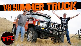 V8 Midsize Truck - I Drive a Unicorn Hummer H3T Alpha Truck! Dude, I Love (Or Hate) My Ride! by The Fast Lane Truck