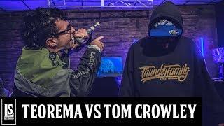 Video Teorema vs Tom Crowley | Cuartos de final | Leyendas del Free | Segunda edición 2019. MP3, 3GP, MP4, WEBM, AVI, FLV Juli 2019