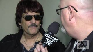 http://www.vintagerock.com - Vintage Rock's Shawn Perry talks with  drummer Carmine Appice, on Wednesday, January 18 at the 2017 Hall of Heavy Metal History Induction ceremony in Anaheim, CA. Captured and edited by Mike Thoman.