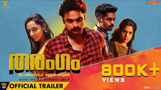 Tharangam Official Trailer Tovino Thomas