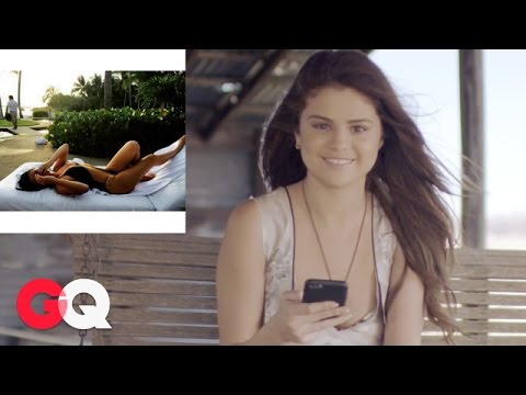 SELENA GOMEZ EXPLAINS WHAT HER INSTAGRAM PICTURES ARE ALL ABOUT!