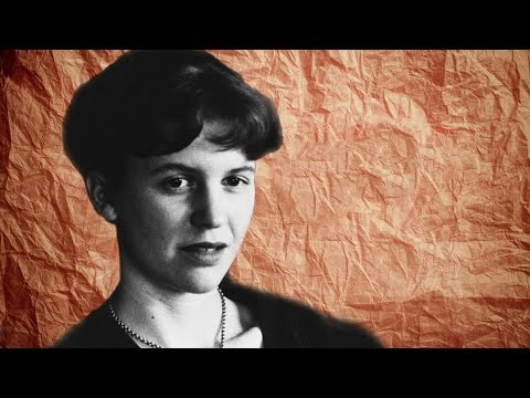 Poetry and Co-dependency: The Poetry of Sylvia Plath - Professor Belinda Jack