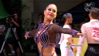 The Final of the 2013 WDSF World DanceSport Championship Youth Latin in full length. Six couples contesting the world title at the Shuangliu Sports Centre in ...