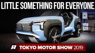 Mitsubishi Mi-Tech is one wild concept by Roadshow