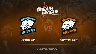 Virtus.Pro vs VP.Polar, game 2