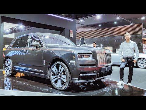 Rolls Royce Cullinan 2019 - Đây mới đích thực là Ông Hoàng SUV | XEHAY - Thời lượng: 20 phút.