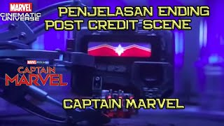 Video Penjelasan Ending & Post Credit Scene Captain Marvel | Menjawab Posisi Kosong Di Trailer End Game MP3, 3GP, MP4, WEBM, AVI, FLV Maret 2019