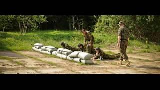 ИНТЕРЕСНОЕ!!  Инструктаж военных перед стрельбой.