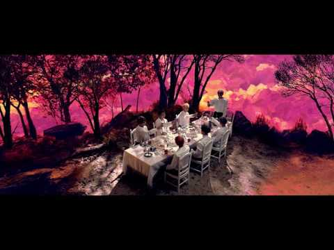 BTS become one with art f…