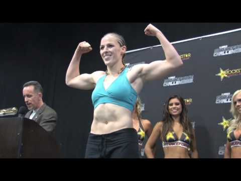 Strikeforce Challengers 9 Weigh-ins