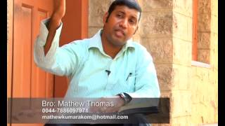 Nee Jeevikkunna Daivaalayam - you are the church of God - By Mathew Kumarakom