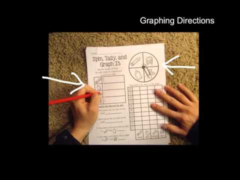 Spin tally graph directions