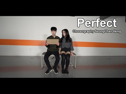 Perfect - Ed Sheeran / Choreography - SeongChan Hong