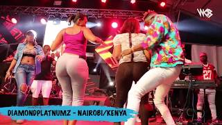 Download Lagu Diamond Platnumz - Live Performance at Koroga Festival / Nairobi Kenya (part 1) Mp3