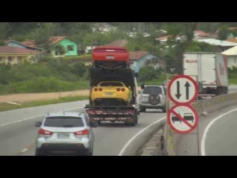 De Laguna até Capivari de Baixo: os congestionamentos dop Verão 2014 vão começar aqui