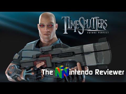 TimeSplitters : Future Perfect GameCube