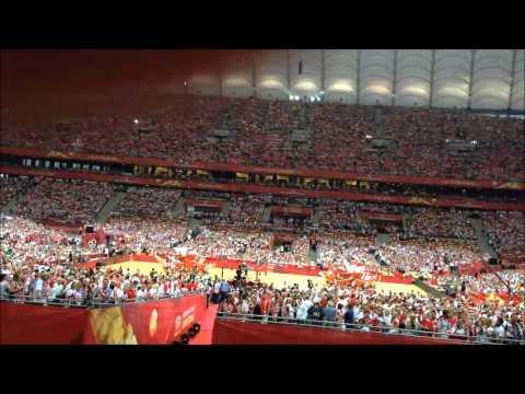 Чемпионат мира по волейболу сентябрь 2014 в Польше часть 1
