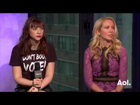 "The Cast Of ""Good Girls Revolt"" Talk About The Show 