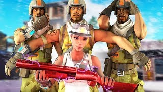 Recon Expert Tries Out For The Rarest Aerial Assault Trooper Only Clan...