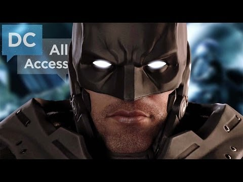 ORIGINS - In this exclusive Batman Month bonus clip from DC All Access, Blair gets an in depth look at