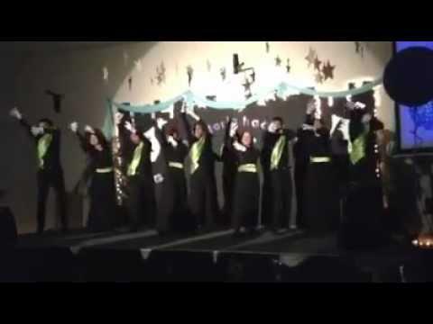 Grito de Guerra Pantomima - Zurisadai (Talent Show Misionero)