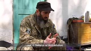 Almost nineteen years after the war in Chechnya, reports of hundreds of veteran Chechen fighters have emerged who are now battling on both sides of the confl...