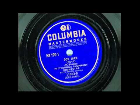 The Columbia Recordings Of Fritz Reiner And The Pittsburgh Symphony Orchestra, 1940-1947