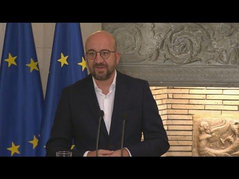 Σαρλ Μισέλ: «Το θέμα της ασφάλειας στην Ανατολική Μεσόγειο είναι θέμα της ΕΕ και της Τουρκίας»,