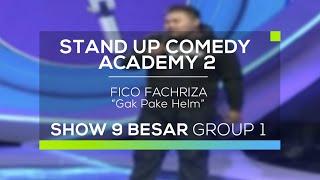 Video Fico Fachriza - Gak Pake Helm (SUCA 2 - Guest Star) MP3, 3GP, MP4, WEBM, AVI, FLV Januari 2018