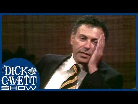 Alan Arkin Does the Serpentine Maneuver   The Dick Cavett Show