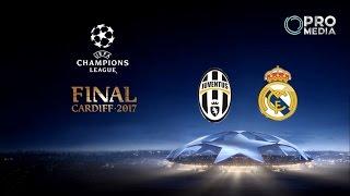 Promo Juventus vs. Real Madrid 03062017 Final Cardiff 2017