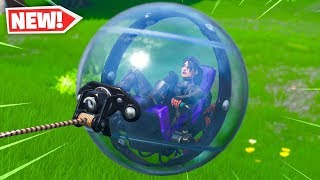 The Baller Vehicle in Fortnite is AWESOME