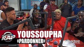 """Youssoupha """"Pardonner"""" feat Sam's & Naza en live #PlanèteRap"""