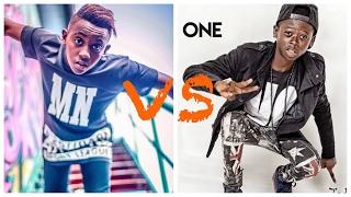 Video MC One (Côte D'Ivoire) VS Marvin Du 71 (France) - #1 MP3, 3GP, MP4, WEBM, AVI, FLV September 2017