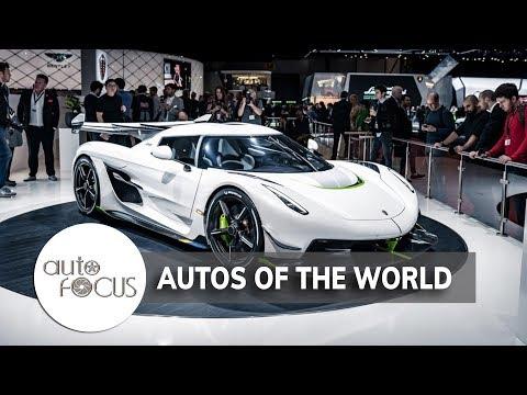Autos Of The World 2020 Koenigsegg Jesko Auto Focus